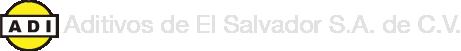 Aditivos de El Salvador Logo
